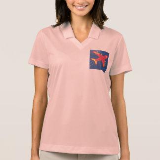 Women's Nike Dri-FIT Pique Polo Shirt Aeroplane