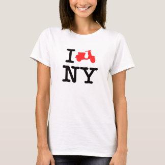 Women's NYCS Logo Babydoll T-Shirt