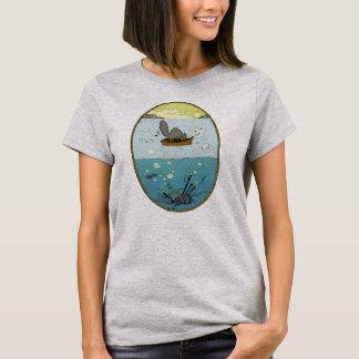 Women's Octo-Pipes light T-shirt