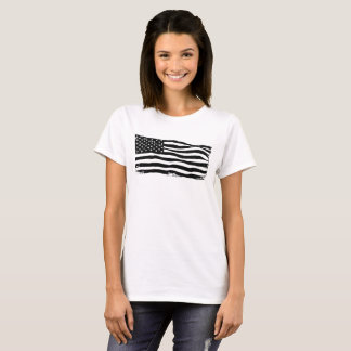 Women's Old Glory Tshirt