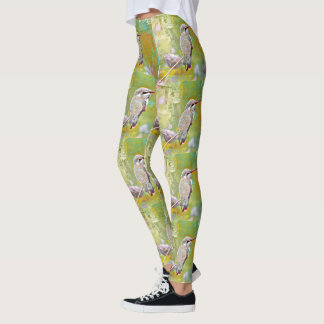 Women's Pastel Hummer Leggings