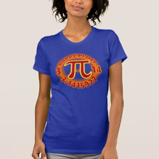 Women's Pi Day Geek T-Shirt