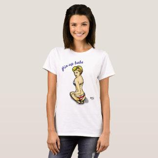 Women's Pin t-shirt. T-Shirt