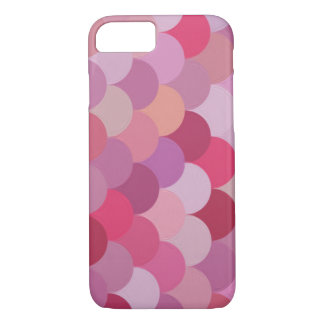 Women's Pink Hand Painted iPhone Case