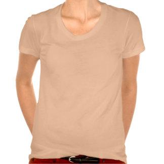 Women's polycotton T-shirt with pumpkins