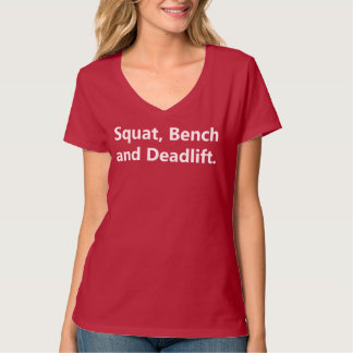 Womens Powerlift Shirt
