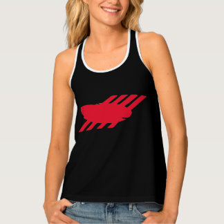 Women's Pro Tribal Athletic Top