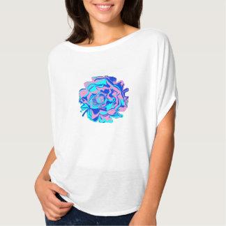 Womens' Psychedelic Flower Bella Flowy Top