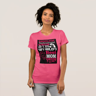 Womens radiologic technologist mom T-Shirt