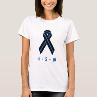 Womens Ribbon 4 - 5 -10 T-Shirt