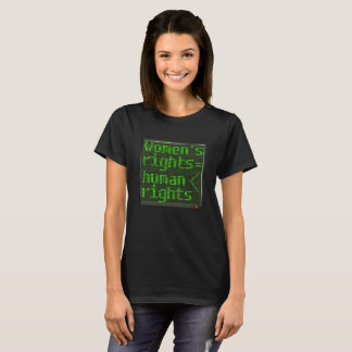 Womens Rights Human Rights T-Shirt