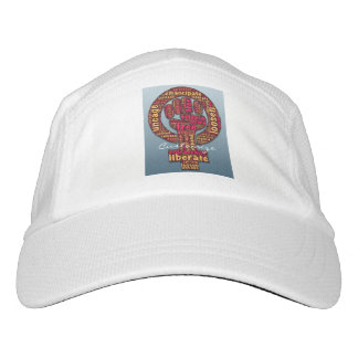 women's rights Raised Fist Thunder_Cove any color Hat
