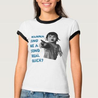 Women's Ringed T- Ava T-Shirt