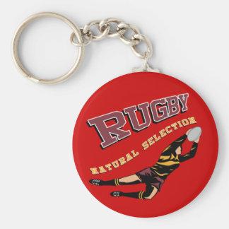 Women's Rugby #2 RY Keychain