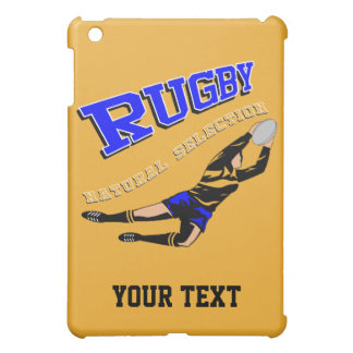 Women's Rugby Player 2 BY iPad Mini Cover