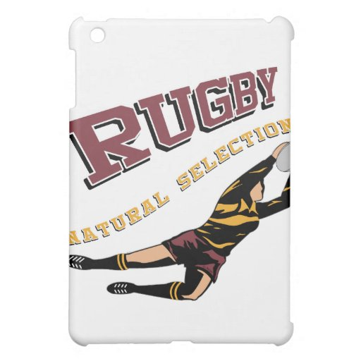 Women's Rugby Player 2 RY iPad Mini Covers