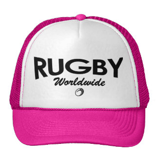 Women's Rugby Trucker Hat
