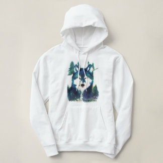 """Women's """"Runs with the wolves"""" sweatshirt"""