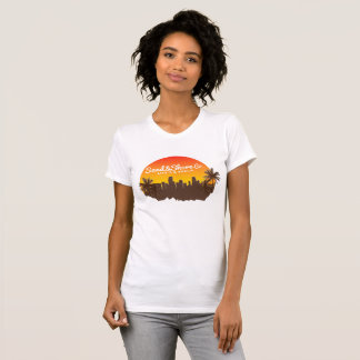 Womens' Sand&Shore Co. skyline shirt