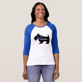 Women's Scottie dog shirt