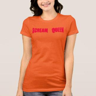 Women's Scream Queen Racer Back Shirt