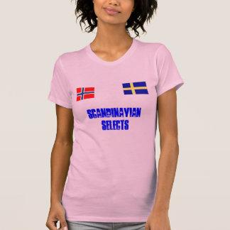 Womens Selects Tank-top T-Shirt