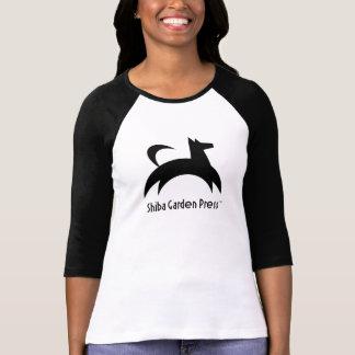 Women's Shiba Garden Press 3/4-Sleeve T-Shirt