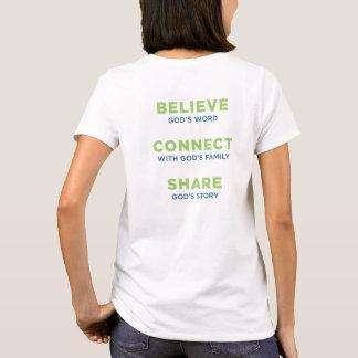 Women's Shirt (Logo and Purpose)
