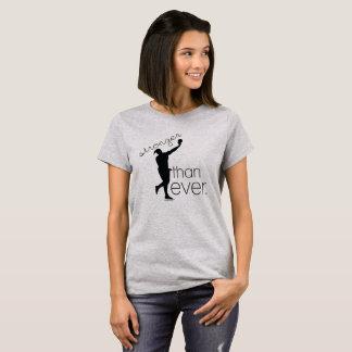 Women's Shot Put Thrower T-Shirt