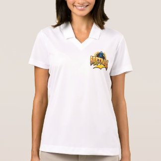 Womens Softball My Game Polo Shirt
