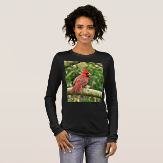 Women's Sonoran Cardinal Long Sleeve Tee