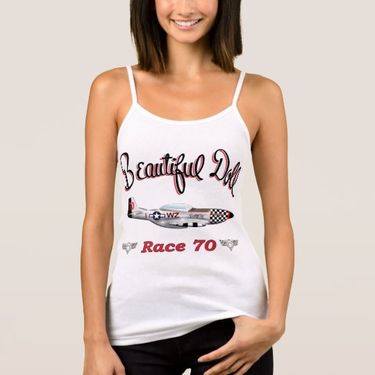 Women's Spaghetti Tank Top