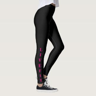 WOMEN'S SPANDEX LEGGINGS