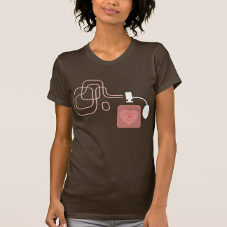 Womens Sparkle Shelf Perfume Tee