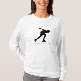 Women's Speed Skating T-Shirt