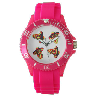 Women's Sporty Pink watch