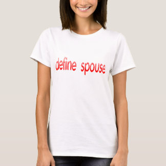 Women's Spouse T Shirt