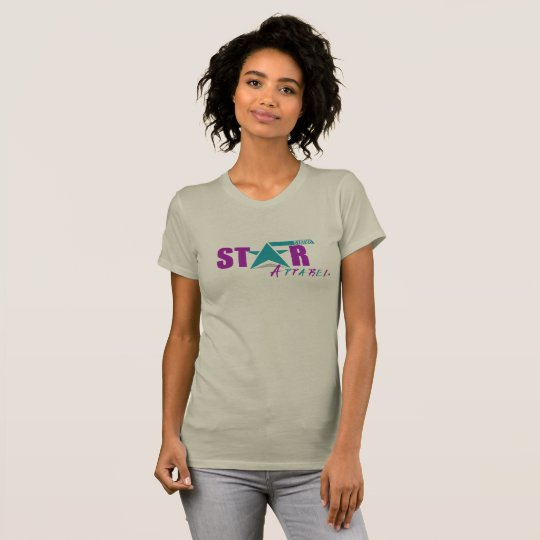 Women's Star Status Apparel Crew Neck T-Shirt