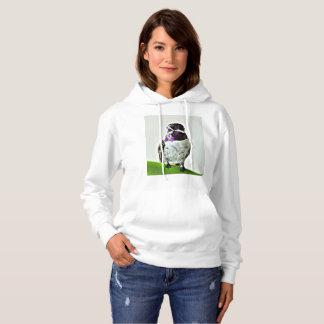 """Women's Sweatshirt """"Purple Hummer"""""""