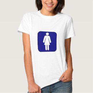 Womens Symbol Shirt