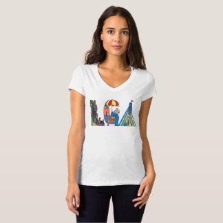 Women's T-Shirt | NEW YORK, NY (LGA)