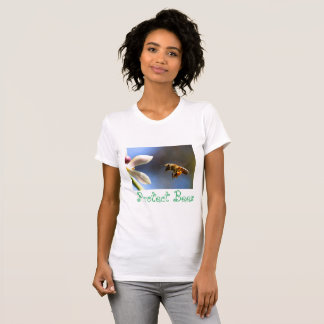 Women's T-Shirt Protect  Bees