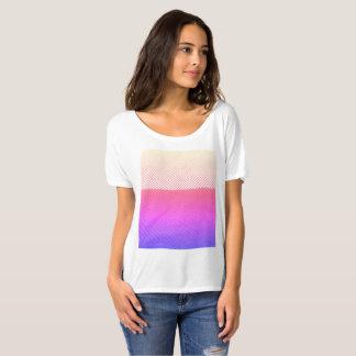 Women's,T-Shirt rainbow on the cotton T-Shirt