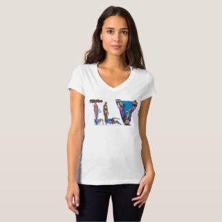 Women's T-Shirt | TEL AVIV, IL (TLV)