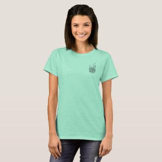 Women's T-Shirt with New Stylized Logo