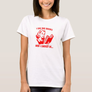 women's tee shirt books bookstore