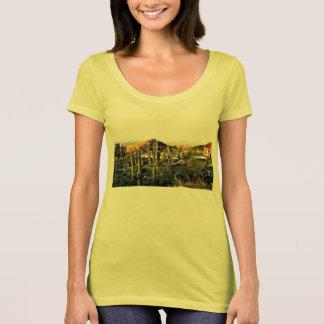 Women's Tee Shirt Cave Creek Landscape