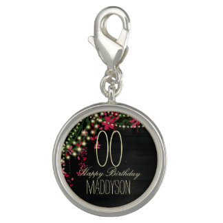 Women's Teen Girls Rustic Country Garden Gift Charms