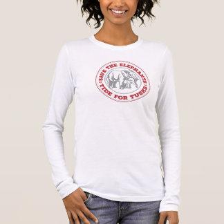 Womens Tide for Tusks Longsleeve Long Sleeve T-Shirt