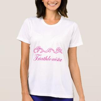 Women's Tri: Triathlonista T-Shirt